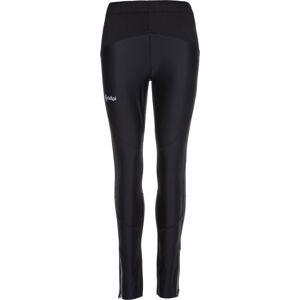 Dámské strečové kalhoty kilpi karang-w černá 40