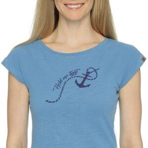 Dámské tričko bushman iskra modrá xxxl