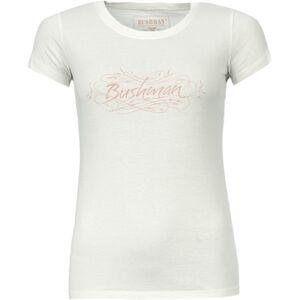 Dámské tričko bushman niagara ii bílá xl