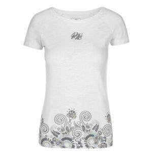 Dámské tričko kilpi mint-w bílá 34