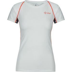 Dámské tričko kilpi rainbow-w bílá 46