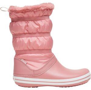Dámské zimní boty crocs crocband winter boot růžová 37-38