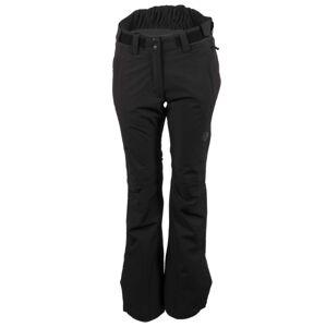 Dámské zimní lyžařské kalhoty gts 6101 černá 50