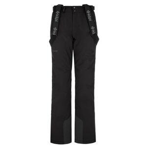 Dámské zimní lyžařské kalhoty kilpi elare-w černá 36
