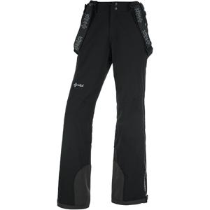 Dámské zimní lyžařské kalhoty kilpi europa-w černá   46