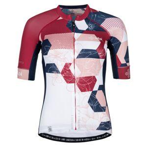 Dámský cyklistický dres kilpi adamello-w růžová 34