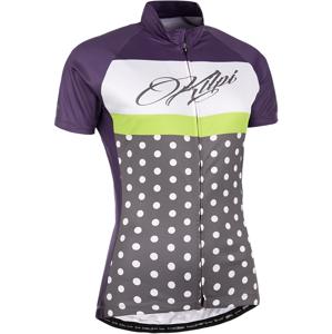 Dámský cyklistický dres kilpi dotty-w fialová 36