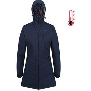 Dámský vyhřívaný zimní kabát regatta voltera ii tmavě modrá 40