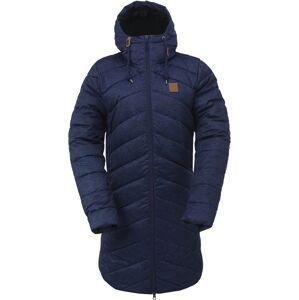 Dámský zimní kabát 2117 hindas tmavě modrá m