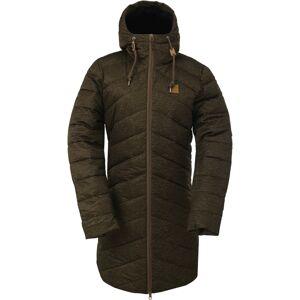 Dámský zimní kabát 2117 hindas zelená s