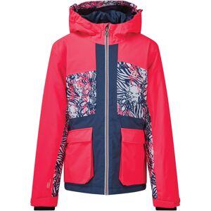 Dětská zimní bunda dare2b esteem modrá/růžová 122_128
