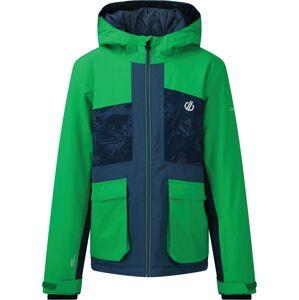 Dětská zimní bunda dare2b esteem modrá/zelená 98_104