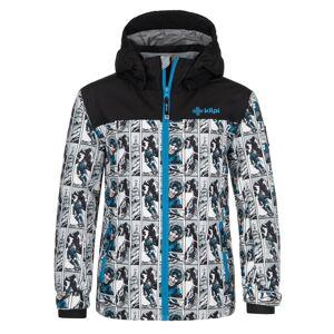 Dětská zimní bunda kilpi ateni-jb bílá 110_116