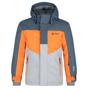 Dětská zimní bunda kilpi ober-jb modrá 86