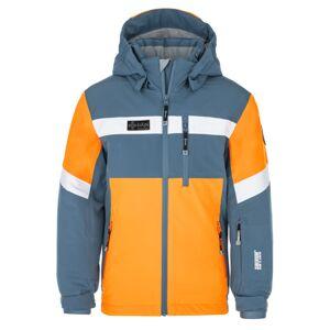 Dětská zimní bunda kilpi ponte-jb modrá 86