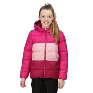 Dětská zimní bunda regatta lofthouse v růžová 158