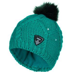 Dětská zimní čepice kilpi lady-jg tyrkysová   10