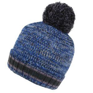Dětská zimní čepice regatta davin iv tmavě modrá 11-13