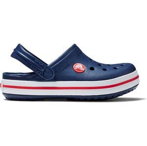 Dětské boty crocs crocband clog k tmavě modrá/červená 33-34