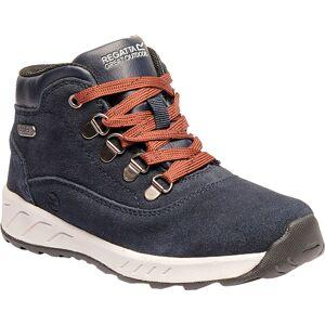 Dětské boty regatta grimshaw tmavě modrá 33