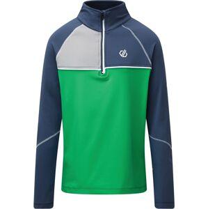 Dětské funkční triko dare2b formate tmavě modrá/zelená 164