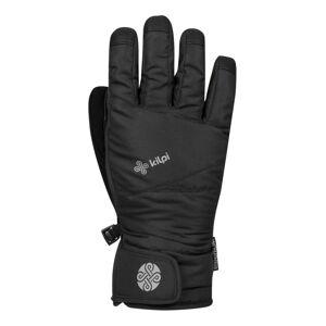 Dětské lyžařské rukavice kilpi popo-j černá  13