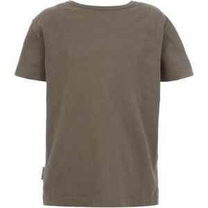 Dětské tričko bushman jerry ii olivově zelená 140