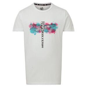 Dětské tričko dare2b go beyond bílá 110_116