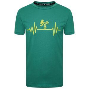 Dětské tričko dare2b go beyond zelená 134_140