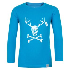 Dětské tričko kilpi hardy-jb modrá   164