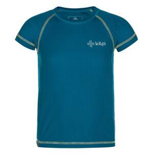 Dětské tričko kilpi tecni-jb tmavě modrá 122_128