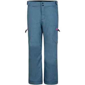 Dětské zimní kalhoty dare2b spur modrá/růžová 122_128
