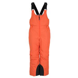 Dětské zimní lyžařské kalhoty kilpi daryl-jb oranžová  110_116