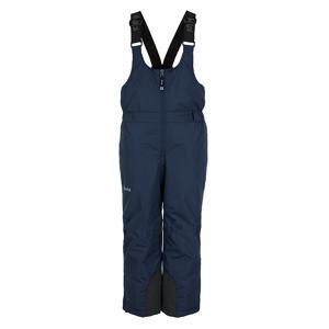 Dětské zimní lyžařské kalhoty kilpi daryl-jb tmavě modrá   122_128