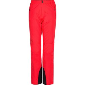 Dámské lyžařské kalhoty kilpi gabone-w růžová 42