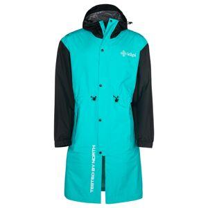 Lyžařská pláštěnka kilpi team raincoat-u světle modrá xs