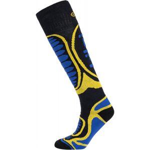 Lyžařské ponožky kilpi anxo-u modrá  39