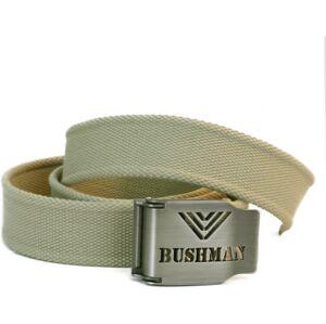 Opasek bushman frazing béžová 120
