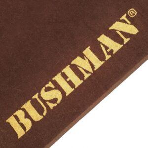 Osuška bushman bush hnědá uni
