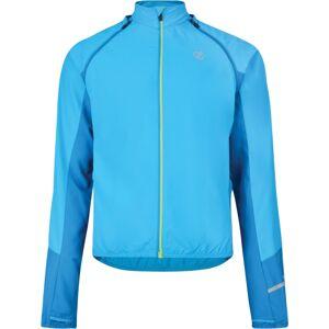 Pánská bunda dare2b oxidate windshell světle modrá m
