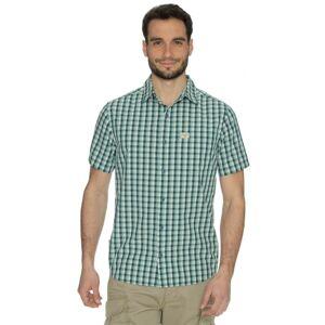 Pánská košile bushman dugg zelená xl