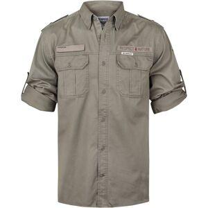 Pánská košile bushman hammer khaki m