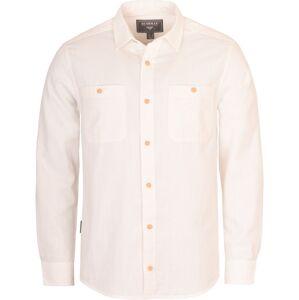 Pánská košile bushman seadrift bílá xl