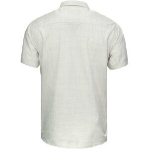 Pánská košile bushman taft béžová m