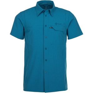 Pánská košile kilpi bombay-m modrá  s