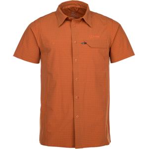 Pánská košile kilpi bombay-m oranžová  s