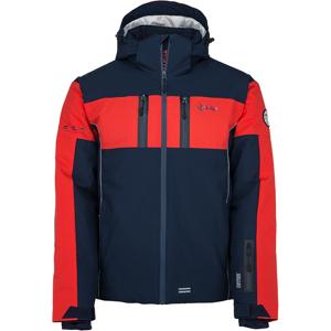 Pánská lyžařská bunda kilpi falcon-m tmavě modrá   s