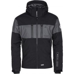 Pánská lyžařská bunda kilpi sattl-m černá  3xl