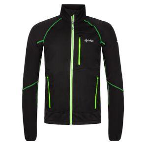 Pánská strečová technická bunda kilpi nordim-m černá m