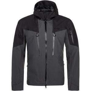 Pánská třívrstvá bunda kilpi lexay-m tmavě šedá 3xl